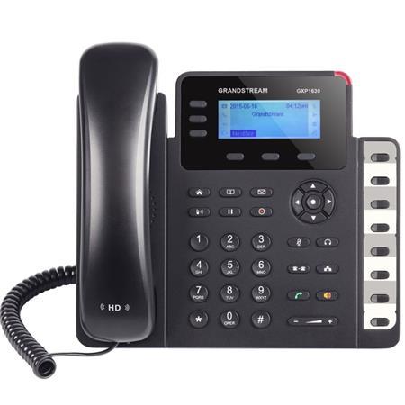 Grandstream GXP1630 [VoIP telefon - 3x SIP účet, HD audio, 3 prog.tl.+8 předvole