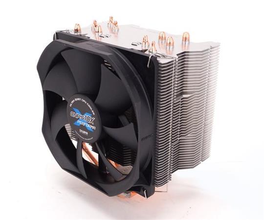 Zalman chladič CPU CNPS10X PERFORMA PLUS, univ. socket, 120mm PWM fan, 5x heatpi
