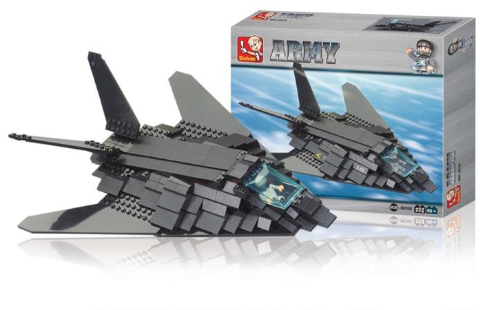 Sluban M38-B0108 - Army Series - Bomber