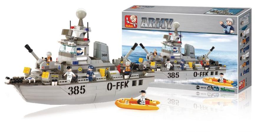 Sluban M38-B0125 - Army Series - Destroyer