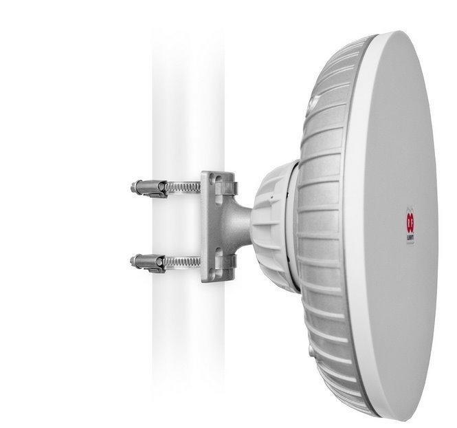 RF elements StationBox XL CC - 5 GHz 19dBi MIMO, hliníkový box pro RB 911, 912,