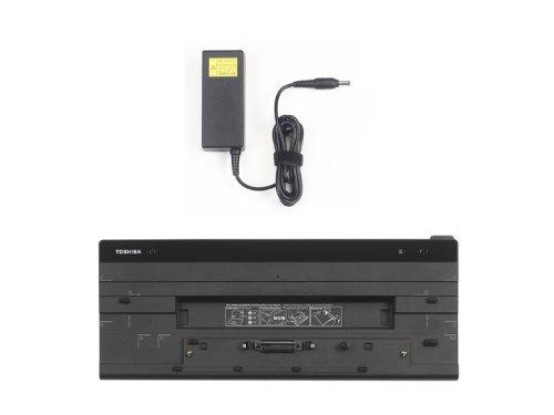Toshiba Hi-Speed Port Replicator III 120W (balance block) - Portégé A30,R30,Z30,