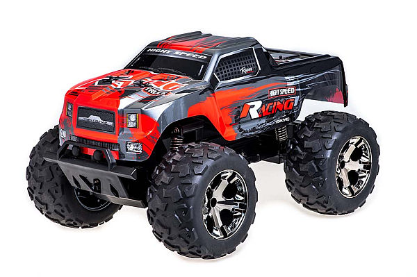 RCBUY - auto na DO Big Bear Truck Red (8708G)