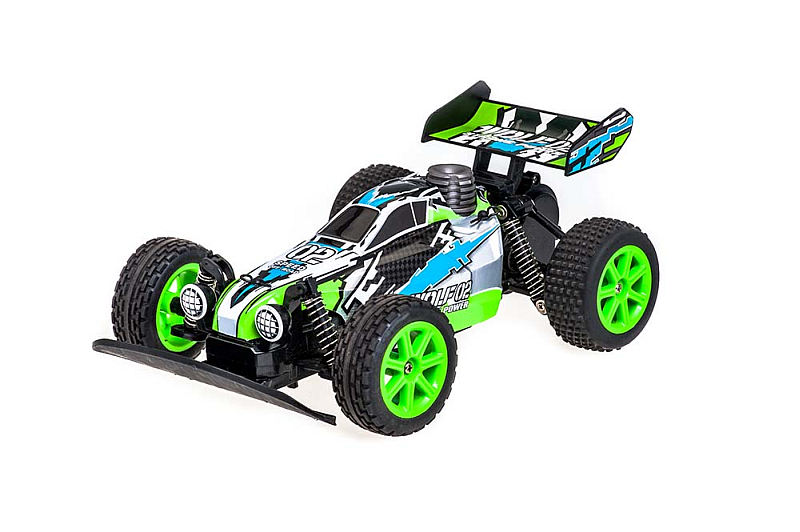 RCBUY - auto na DO Buggy Wolf Green (8601G)