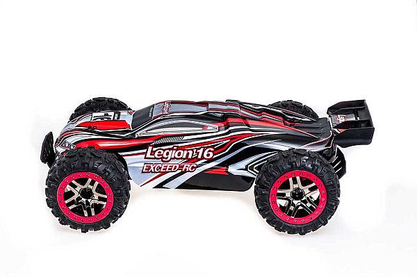 RCBUY - auto na DO Storm X Truggy Red (8306G)