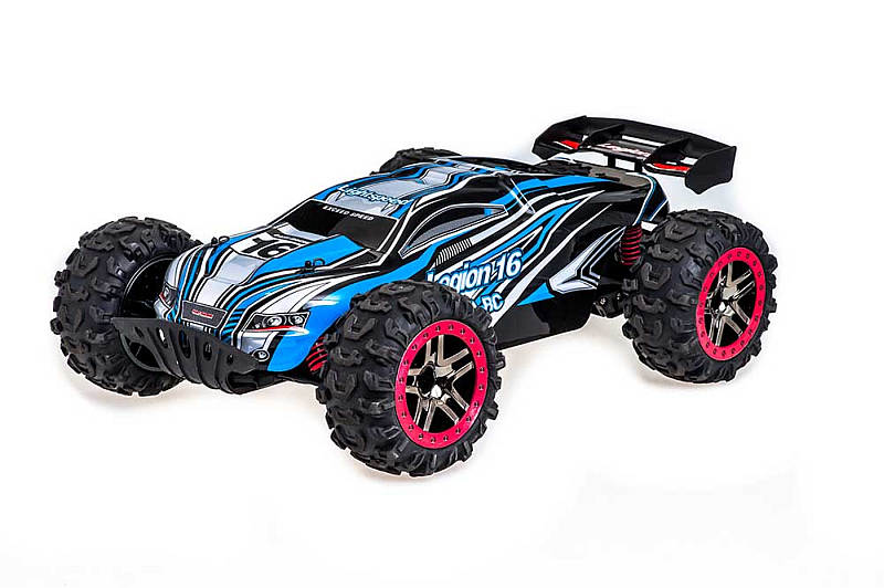 RCBUY - auto na DO Storm X Truggy Blue (8306G)
