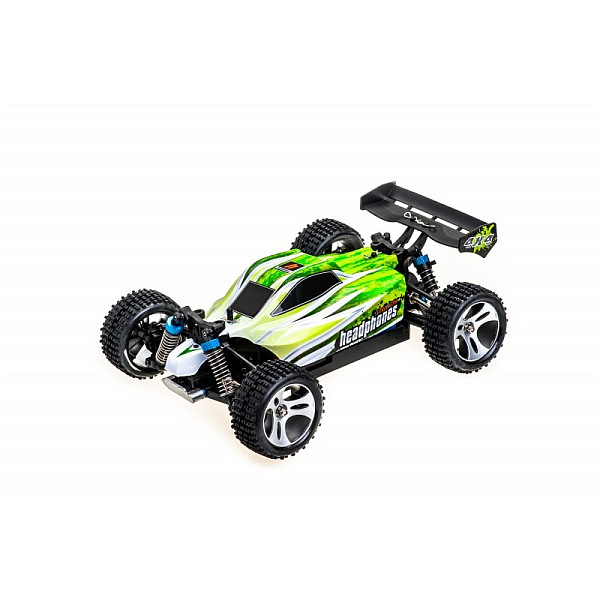 RCBUY - auto na DO Brave Pro Buggy Green (A959-B)