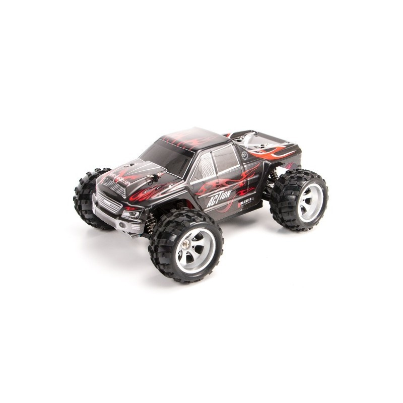 RCBUY - auto na DO Action SUV Black (A979-A)