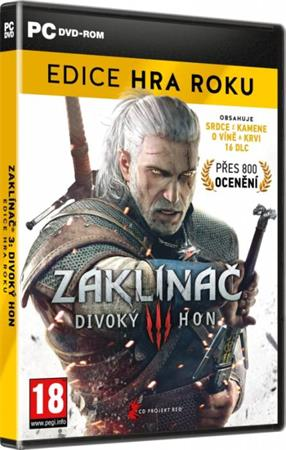 Witcher 3: The Wild Hunt GOTY PC