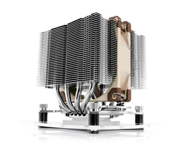 Noctua NH-D9L, Intel LGA2011-0 & LGA2011-3 (Square ILM), LGA1156, LGA1155, LGA11