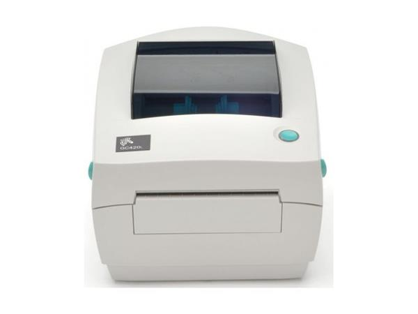 Tiskárna Zebra GC420, 203dpi, USB, RS-232, LPT, DT