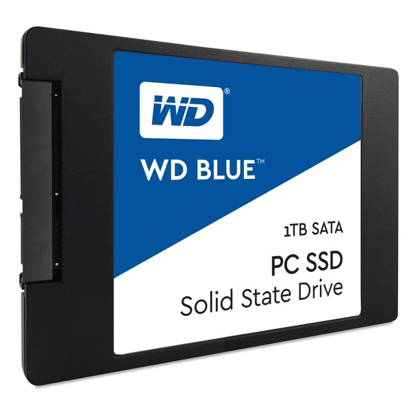 WD BLUE SSD WDS100T1B0A 1TB SATA/600 7mm