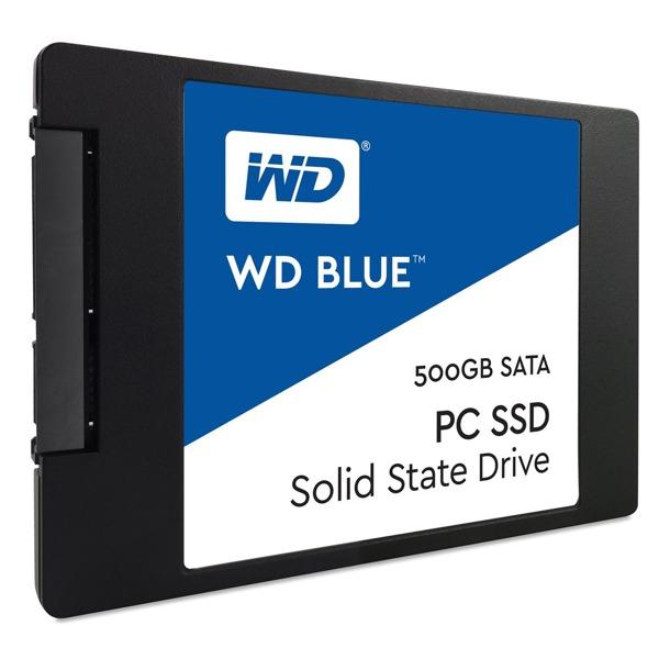 WD BLUE SSD WDS500G1B0A 500GB SATA/600 7mm