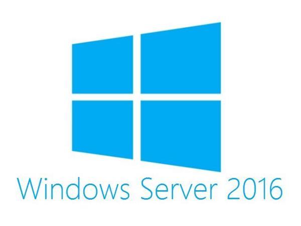 Windows Server 2016 Standard 16Core ROK, pouze HW FTS