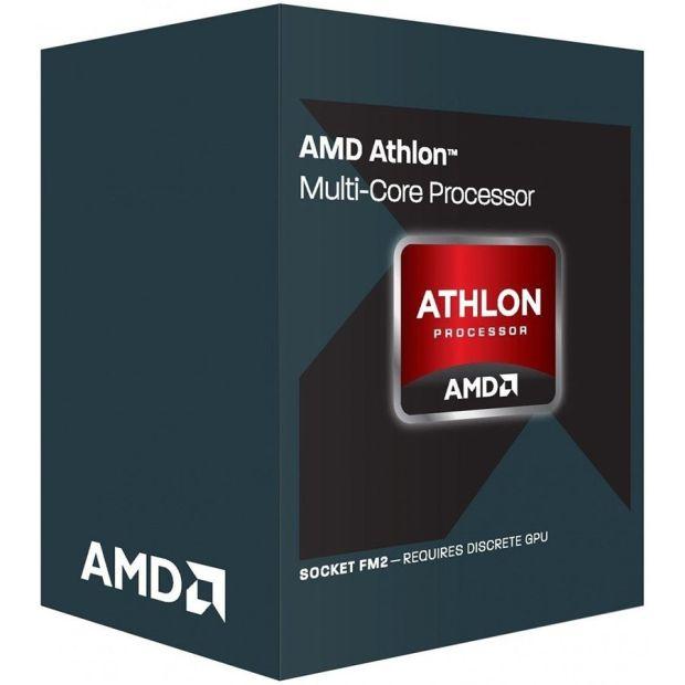 AMD Athlon X4 845 Carrizo Box FM2+ s tišším chladičem Wraith (4core, 3.5GHz, tur