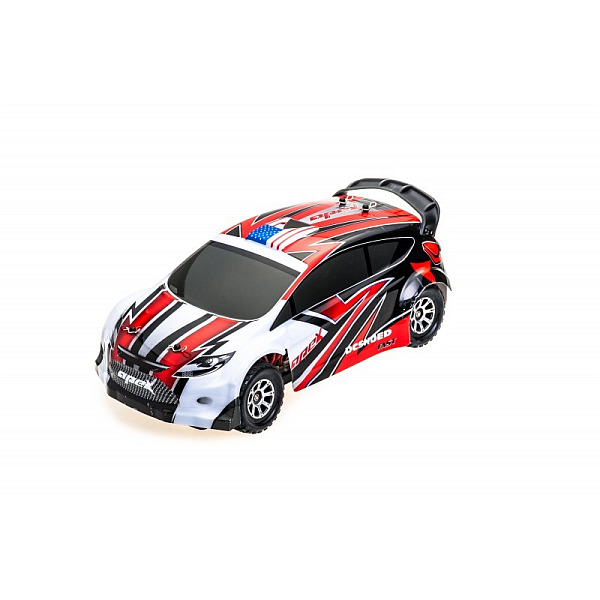 RCBUY - auto na DO Ken Rally Red (A949)