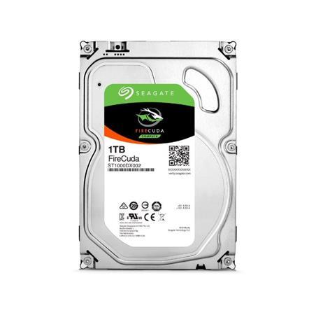 "Seagate FireCuda SSHD, 1TB HDD, 8GB SSD, 3.5"", SATAIII, 64MB cache"