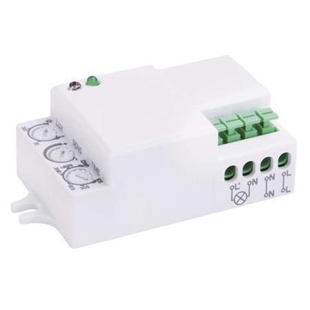 Emos pohybové mikrovlnné (MW) čidlo G1210, IP20 B 1200W, bílé