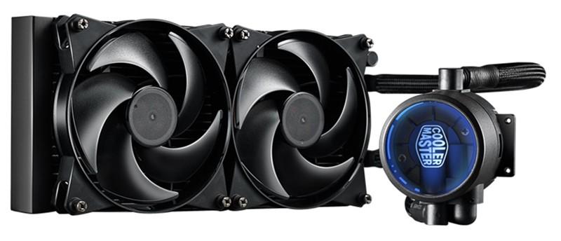 Cooler Master vodní chladič CPU MasterLiquid Pro 280, univ. socket, 140mm PWM fa