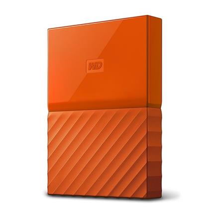 "WD My Passport 1TB Ext, 2,5"" USB3.0, ORANGE"