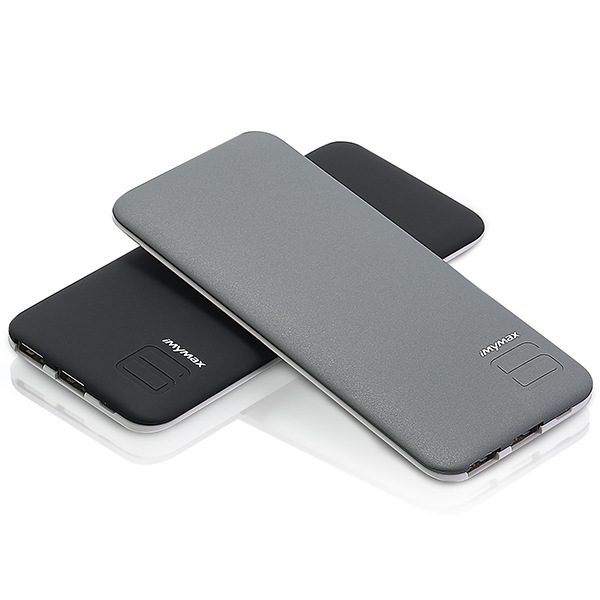 iMyMax P6 Power Bank 6.000mAh, Black