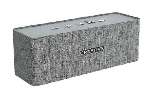 CREATIVE repro NUNO GREY (bluetooth šedé)