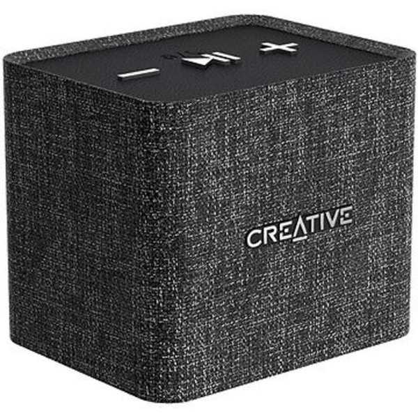 CREATIVE repro NUNO MICRO BLACK (bluetooth černé)