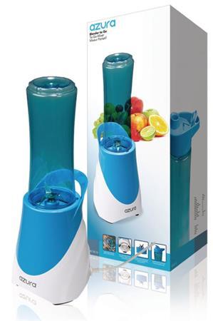 AzurA AZ-BL10 - cestovní mixér, 300W, modrobílý