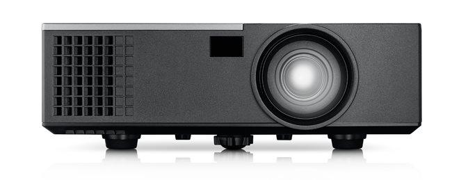 Dell 1650 Projector/DLP/1280x800 WXGA/3 800:1 ANSI/2200:1