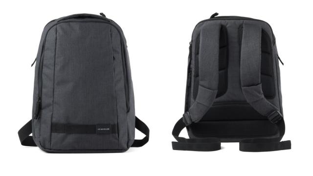"""Crumpler Shuttle Delight Backpack 15"""" - black"""