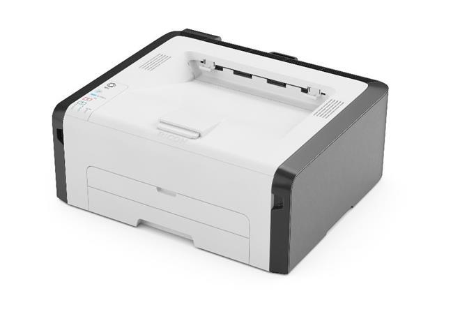 RICOH SP 220NW  - 23 str/min,A4 Mono tiskárna, 128 MB, LAN, WiFi
