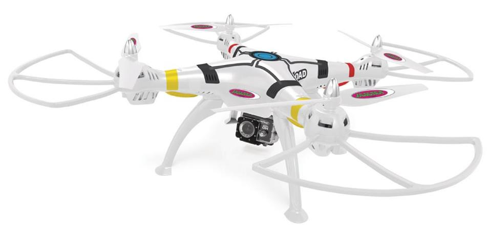 Jamara Payload FHD dron, Altitude, WiFi kamera 1080p, AHP+