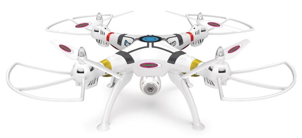 Jamara Payload HD dron, Altitude, WiFi kamera 720p, AHP+, FPV