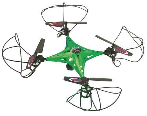 Jamara CamAlu HD dron, Altitude, WiFi kamera 720p, AHP+, FPV, 5.8 GHz