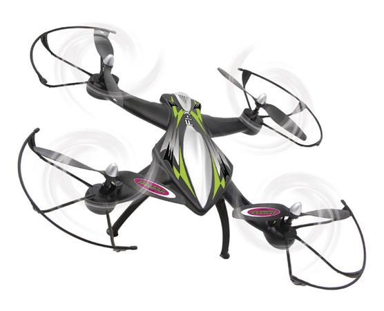 Jamara F1-X dron, Altitude, WiFi kamera 720x576px, AHP+, FPV