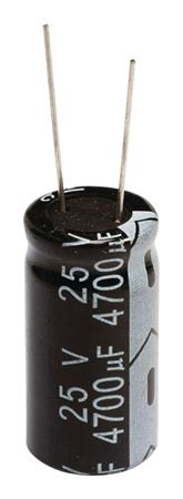 Fixapart 4700/25PHT - Elektrolytický Kondenzátor 4700 µF / 25V DC