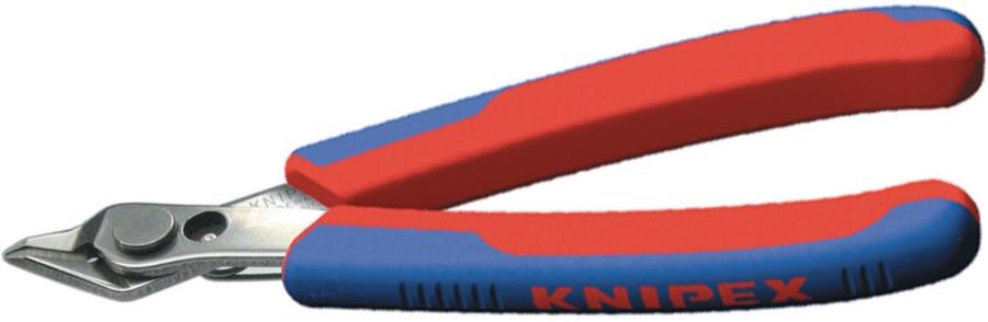 Knipex 78 03 125 - boční řezák se zkosením