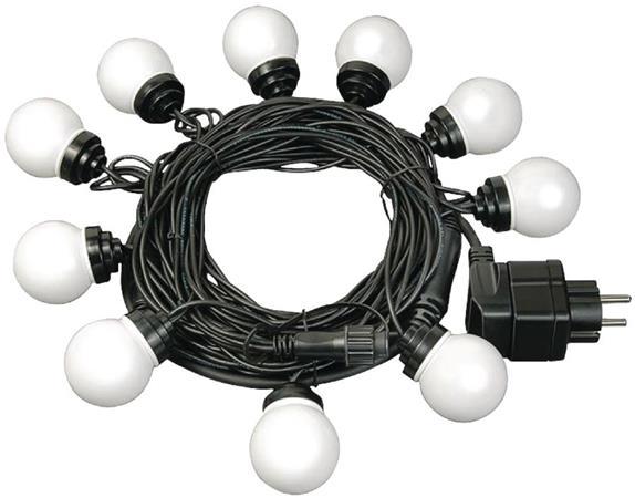 Brennenstuhl BN-1175296 - Světelný Party Řetěz 10 LED