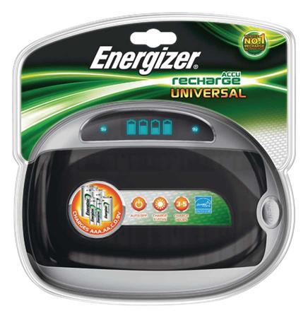 Energizer EN-632959 - AA/AAA/C/D/E NiMh Nabíječka