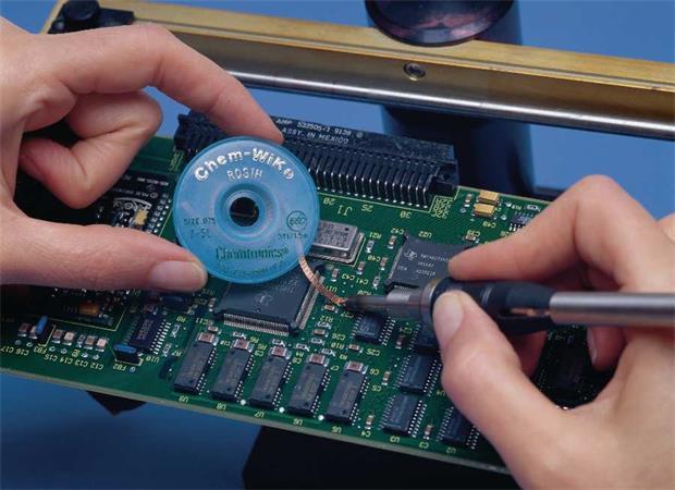 ChemWik CHEM-WIK BB - Odpájecí Drát 2.54 mm x 1.5 m