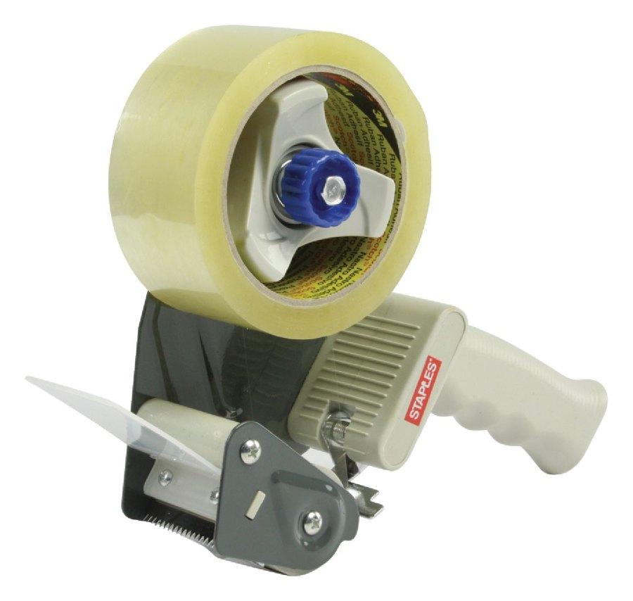 Kangaro OFC-DISPENSR30 - odvíječ pásky (páskovačka), bílá/šedá