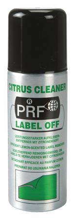 Taerosol PRF LABEL OFF - Odstraňovač Etiket Univerzální 220 ml
