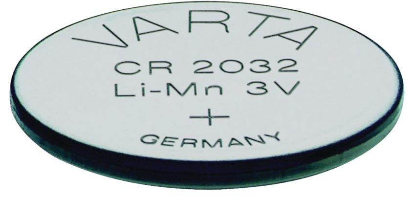 Varta VARTA-CR2032 - Lithiová Knoflíková Baterie CR2032 3 V 1-Blistr