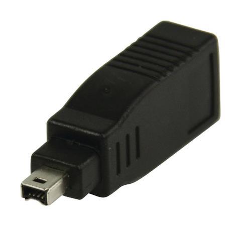 Valueline VLCP62900B - adaptér FireWire 400 FireWire 4-pin zástrčka - FireWire 6