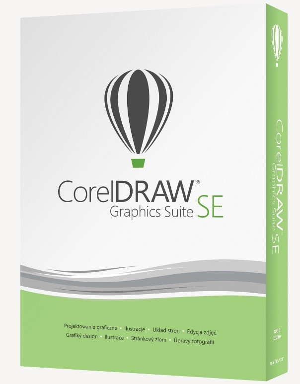 CorelDRAW Graphics Suite Special Edition Mini Box CZ