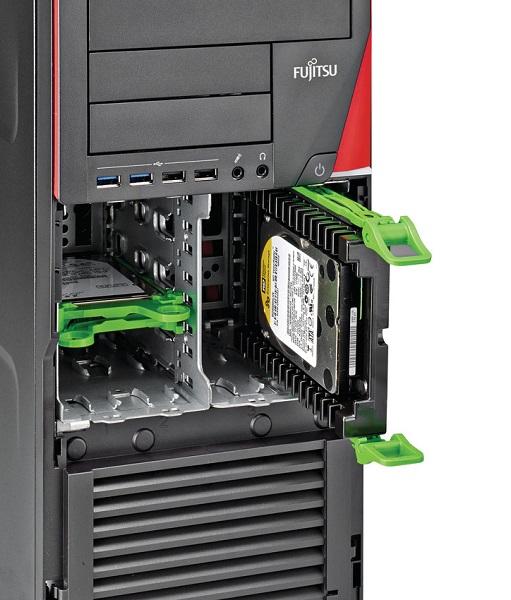 4x HDD/SSD Easy Rail Kit 3.5`