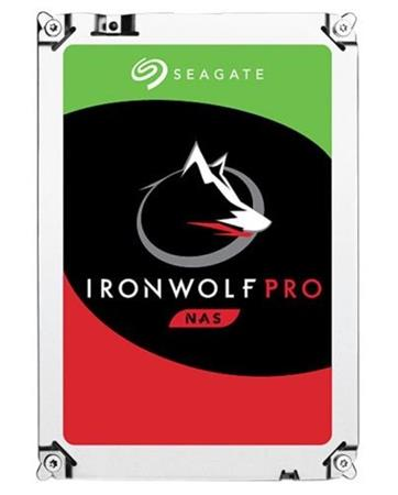 "Seagate IronWolf PRO, NAS HDD, 2TB, 3.5"", SATAIII, 128MB cache, 7.200RPM"