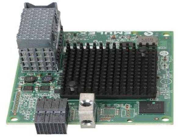 Lenovo Flex System FC5052 2-port 16Gb FC Adapter