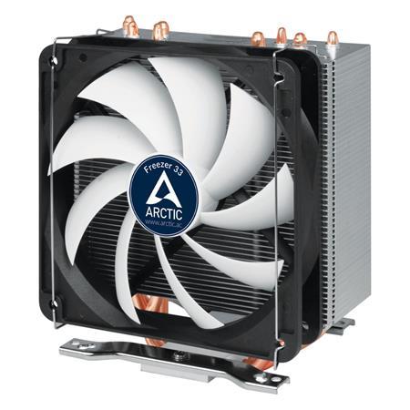 ARCTIC Freezer 33, CPU Cooler for Intel socket 2011(-v3)/1150/1151/1155/1156/206