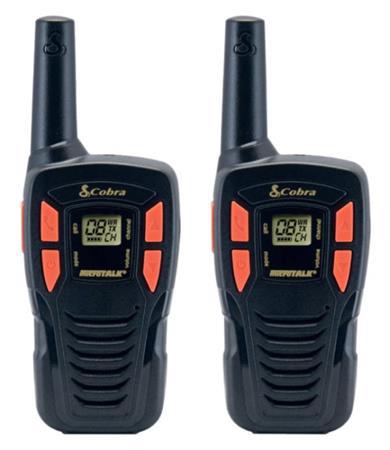 Cobra AM245 - profi PMR vysílačka - 2 ks